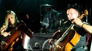 Apocalyptica - Nothing Else Matters - Live In Zagreb 2011