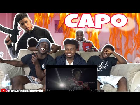 "NLE Choppa ""Capo"" WSHH Exclusive -   Reaction"