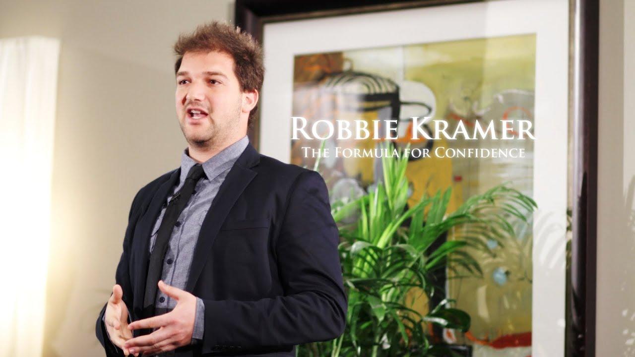 Robbie Kramer | The Formula for Confidence | Full Length HD