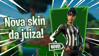 17TH SOLO KILLS!! FIRST WITH the NEW SKIN (fortnite Battle Royale)
