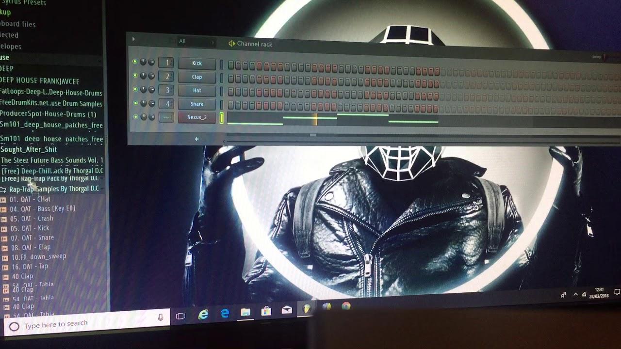 How to get Omnisphere sounds in Nexus FL Studio