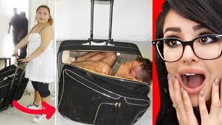 CRAZIEST THINGS FOUND BY AIRPORT SECURITY