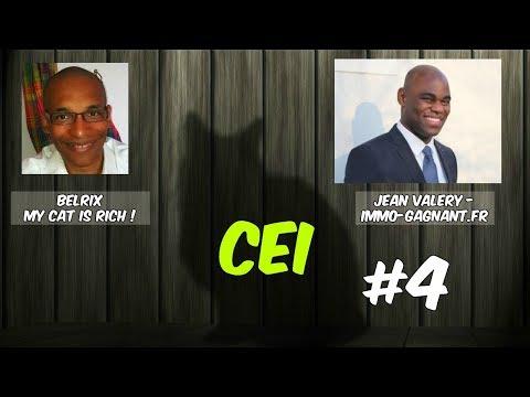 CEI #4 : Jean Valery Banquier et surtout Investisseur Immobilier