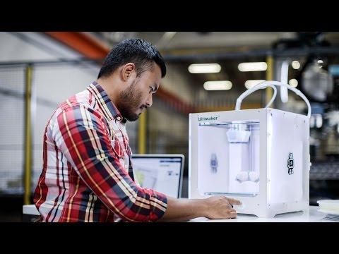 0 - Ultimaker stellt die dritte Generation seiner erfolgreichen 3D Drucker mit Dualextruder vor