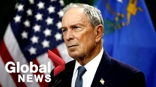 Michael Bloomberg considers running for U.S. president