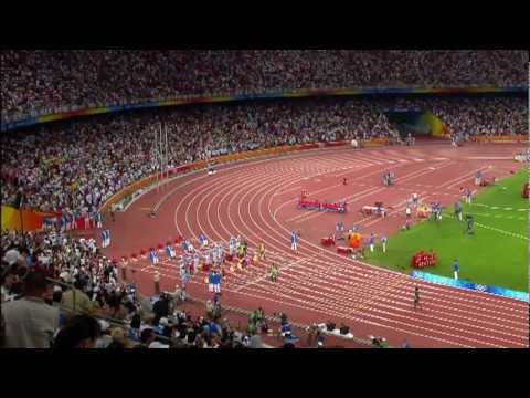 Usain Bolt – 2008 Olympic Games, Beijing