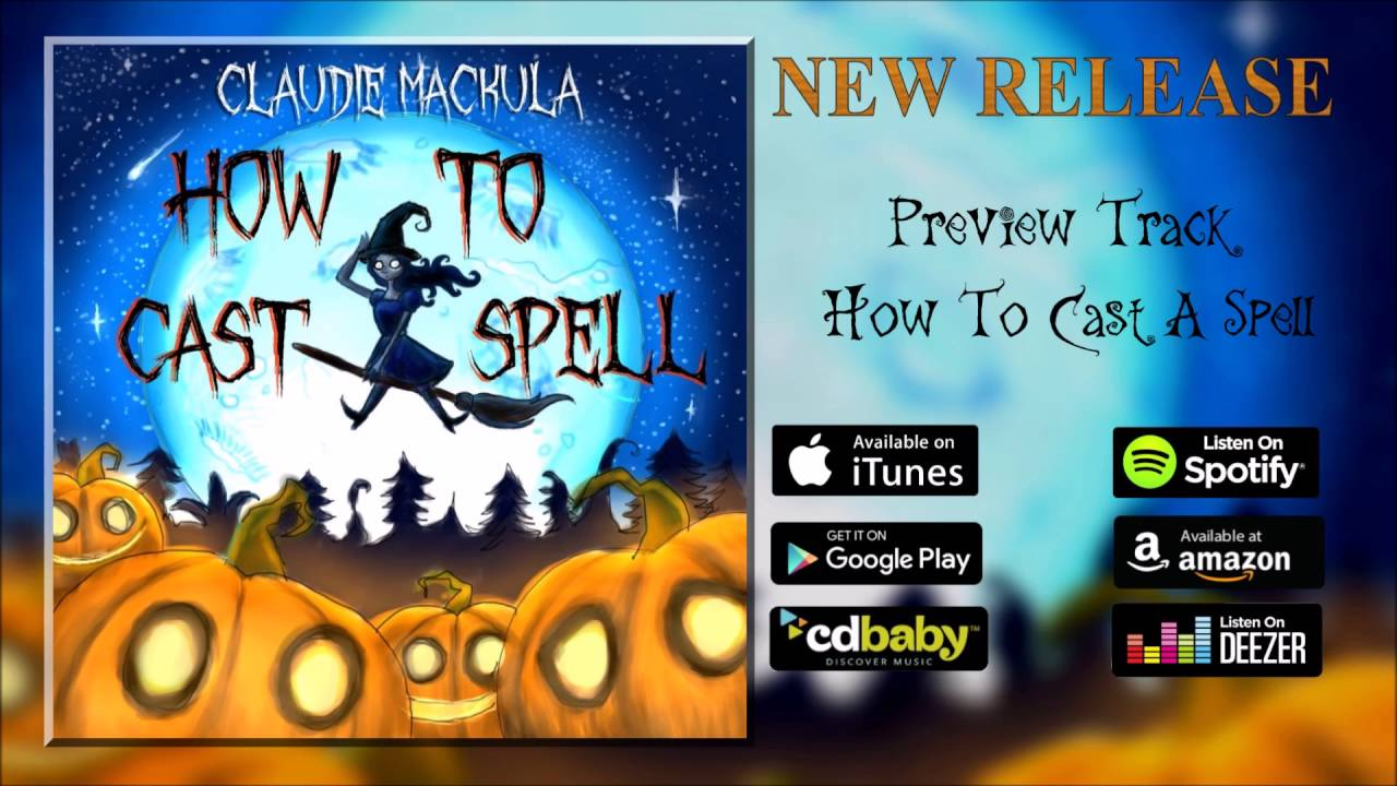 new album ▻ how to cast a spell • halloween music | tim burton's