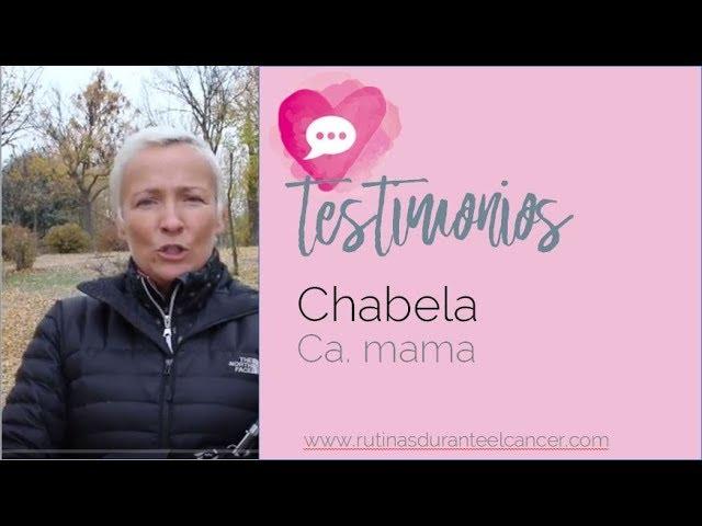Chabela Gil, Ca. mama