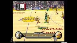 NBA ShootOut 2003 PlayStation 2 Gameplay_2002_09_12_1