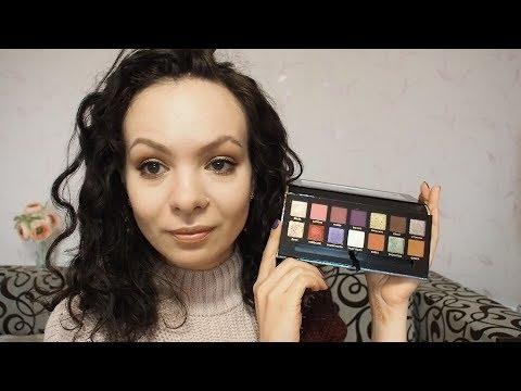 Первое впечатление и макияж/ Палетка Anastasia Beverly Hills Jackie Aina thumbnail