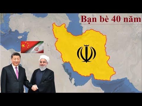 Tại sao Iran coi Trung Quốc là bạn tốt?
