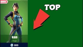 Fortnite * I bought the new RAY skin *