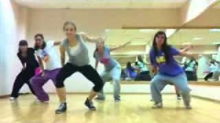 Mohombi - bumpy ride (ragga dancehall dance)