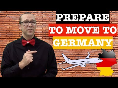 How to Prepare for Your Move to Germany