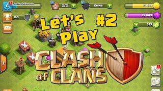 Let's Play Clash of Clans (Deutsch) #2 - Erste Schritte