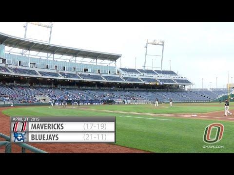 Baseball Highlights: Omaha at Creighton