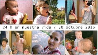 vlog diario diy con cartn truco blw adis hermanita quin limpia 9 meses mellizas