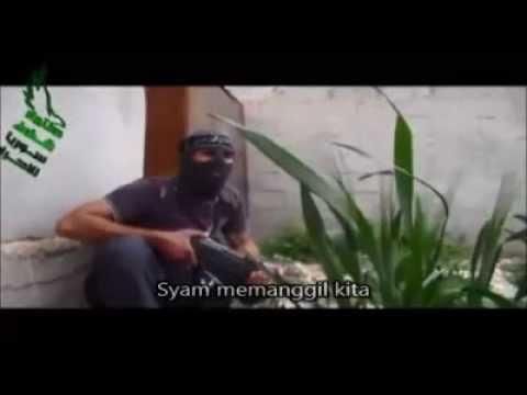 Nashid Dari Mujahidin Syria (syam ) Abu Ma'riah Al Sheeshani
