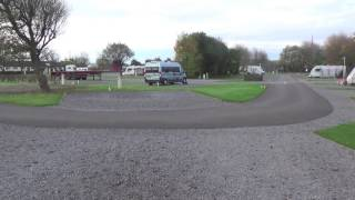 Hurn Lane Caravan Club Site, Burnham on Sea