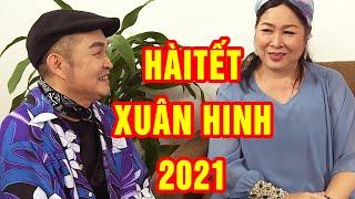 Hài Tết Xuân Hinh 2021 Mới Nhất | CÔ VI CÔ NA | Hài Tết Xuân Hinh, Hồng Vân Hay Nhất