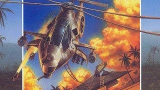 Gameplay Jungle Strike Genesis - Mission 2