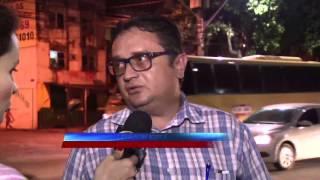 Homem morre atropelado no BRT