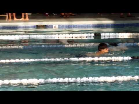 Lee Bowman 50 Yard Freestyle