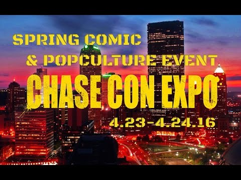 I'm Attending Chase-Con 2016