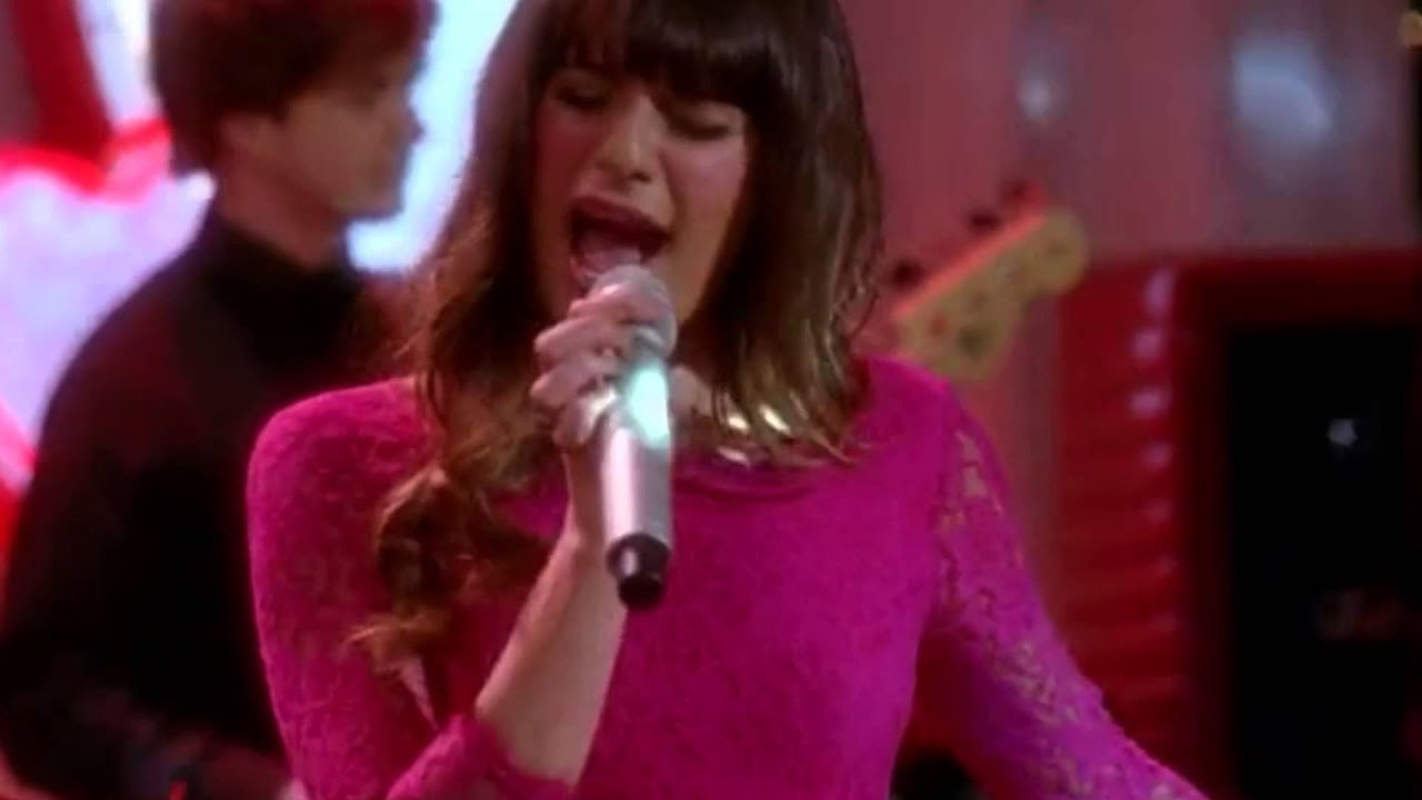 GLEE - We've Got Tonight (Full Performance) (Official Music Video) HD