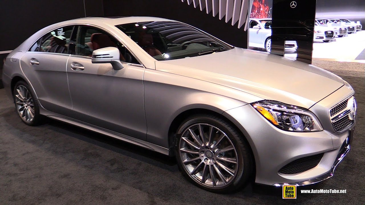 Image gallery 2016 cls400 interior for 2016 mercedes benz cls400 4matic