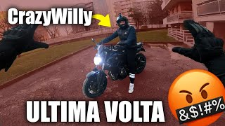 È SEMPRE PEGGIO🤬 ULTIMO VIDEO CON CRAZYWILLY!?!? #solo2km
