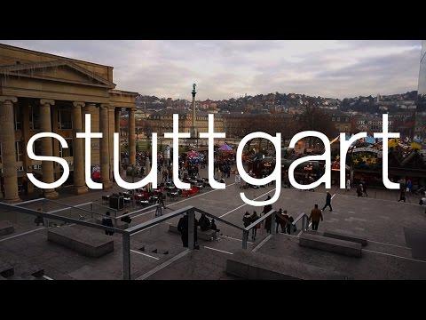 vlog week fifteen // stuttgart