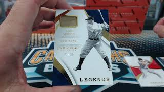 2018 Panini Immaculate Baseball 16 Box Dual Case Break #9