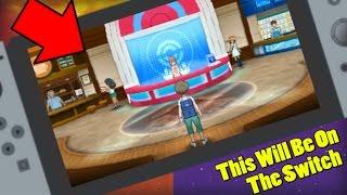 Pokemon Theory: Will Pokemon Stars Be On The Nintendo Switch?