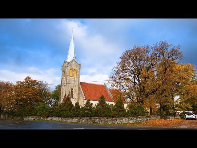Neitsi Maarjale pühendatud Jõelähtme kirik ja Maarjamaa