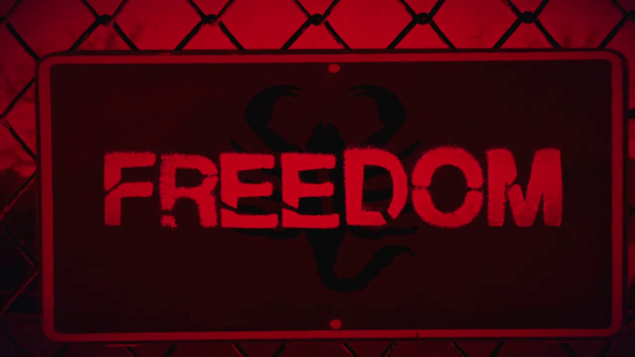 Islander - Freedom (feat. AJ Channer of Fire From The Gods) (Official Lyric Video)