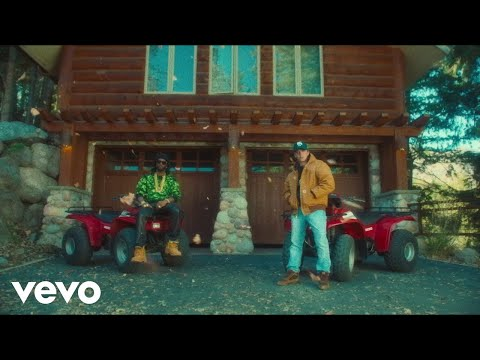 Juicy J - 1995 (Official Music Video) ft. Logic