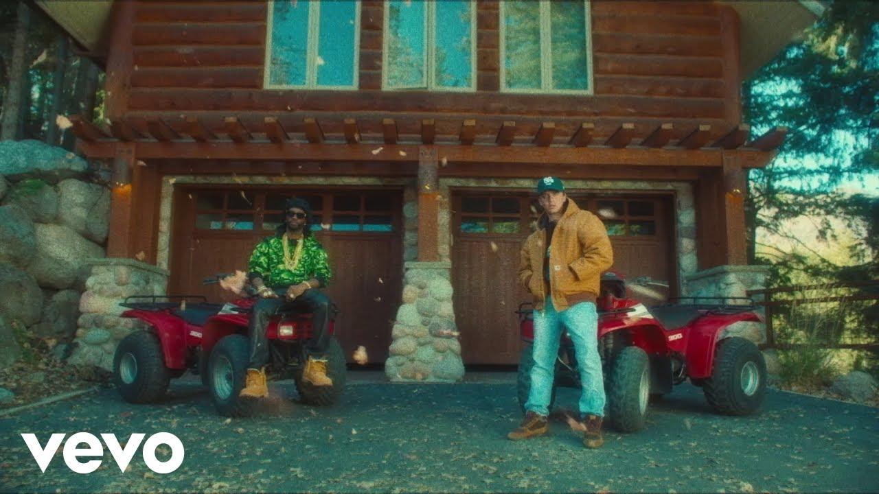 Juicy J – 1995 (Official Music Video) ft. Logic