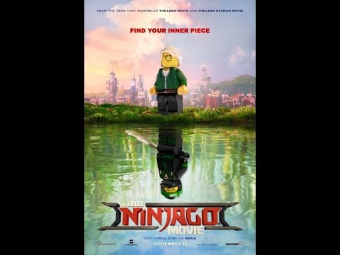Η ΤΑΙΝΙΑ LEGO NINJAGO (THE LEGO NINJAGO MOVIE) - TEASER TRAILER (GREEK SUBS)