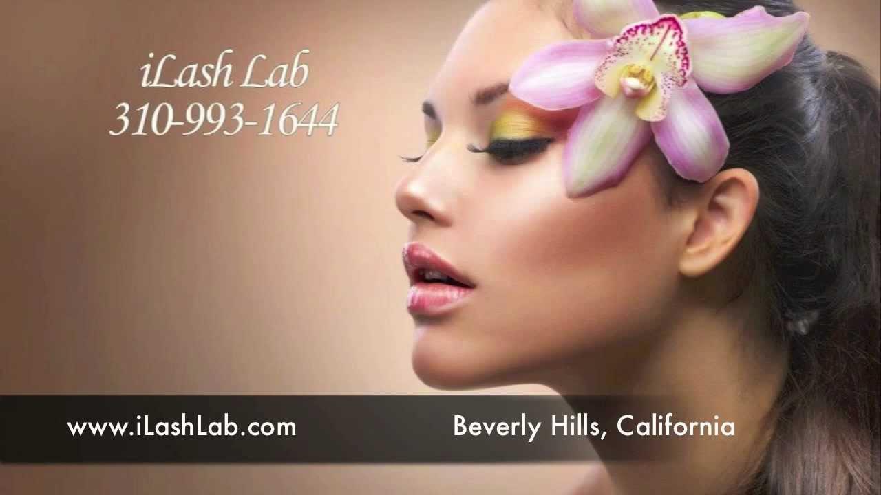 Ilash Lab Professional Eyelash Extensions Los Angeles Beverly