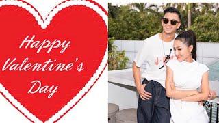 Ca sĩ Trọng Hiếu rất tình cảm dành món quà bất ngờ cho Hoài Sa ngày Valentine 's 💕 Tin Sao việt !