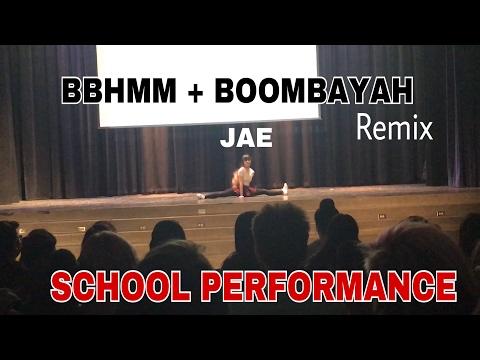 ROYAL FAMILY/BLACKPINK - BBHMM + BOOMBAYAH (Remix) SCHOOL PERFORMANCE   JAE