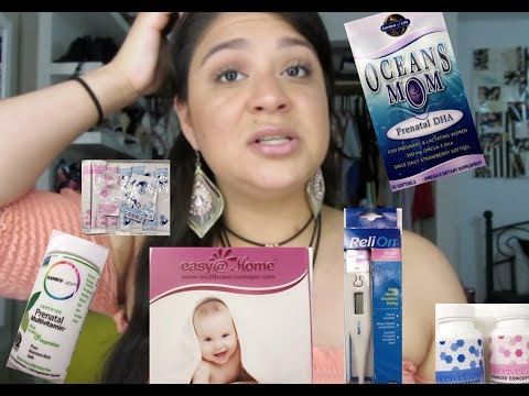 THINGS ON WHAT I AM DOING TO GET PREGNANT!!!