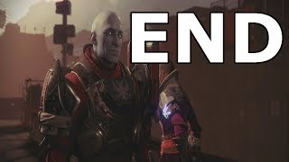 Destiny 2 Walkthrough Ending - No Commentary Playthrough (PS4)