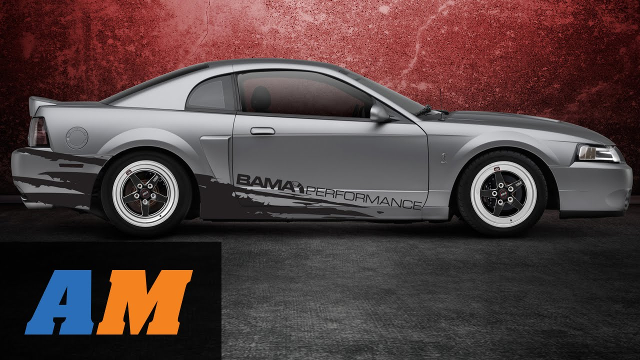 Bama Builds 2003 Svt Cobra Mustang Drag Car