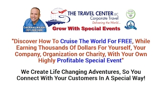 Grow With Special Events - Group Travel