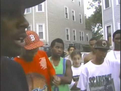 Seal Shot vs Fuse R1(Boston Rap Battle)