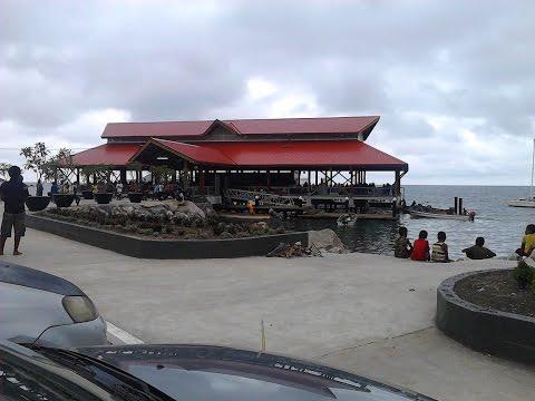 Koki Fish Market, Port Moresby