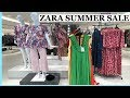 ZARA Huge Summer Sale Collection 2019 |Zara Dresses and Shoes Women's Fashion