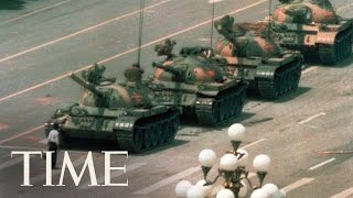 Tank Man: Behind Jeff Widener's Photo Of Tianamen Square | 100 Photos | TIME